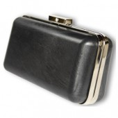 Purse frame - Clamshell clutch / Minaudiere