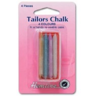 Tailor's Chalk pack of 4